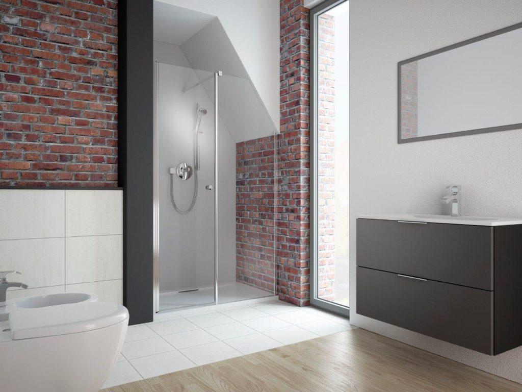 Jak zrobić łazienkę na poddaszu