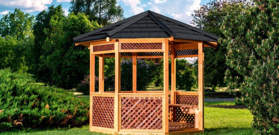 Lato Wokół Domu Czyli Jak Zbudować Ogrodową Altanę Dodatek
