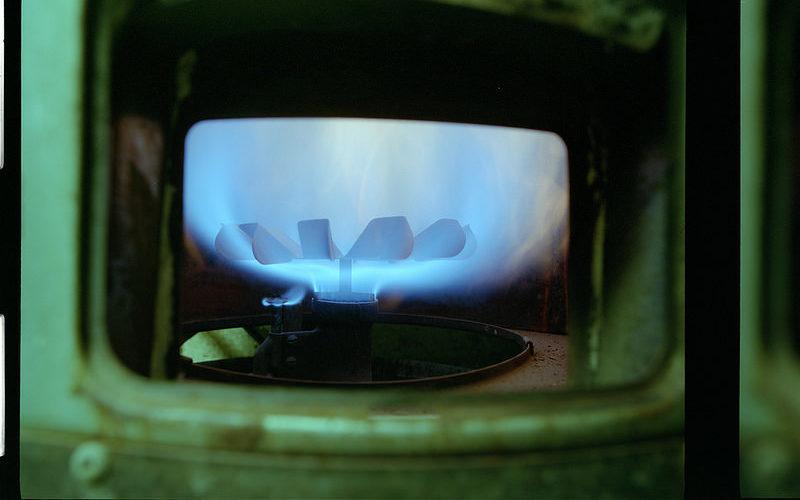 instalujemy kocioł gazowy