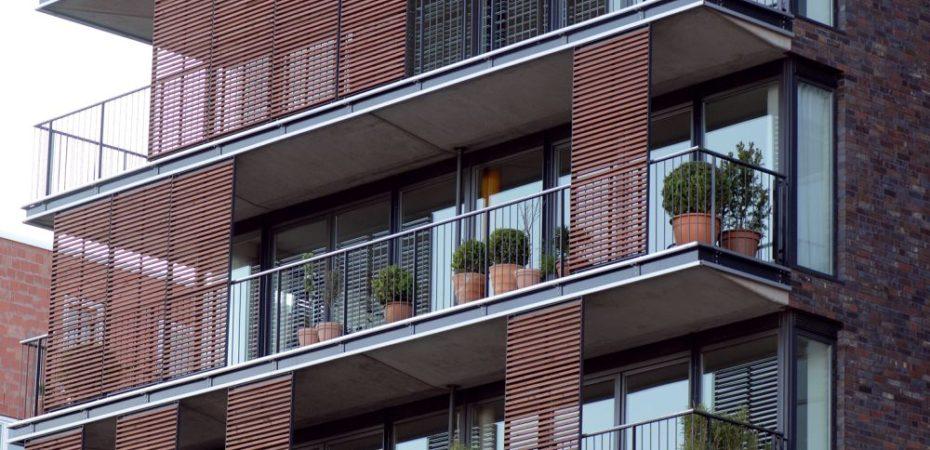mostki cieplne na balkonie