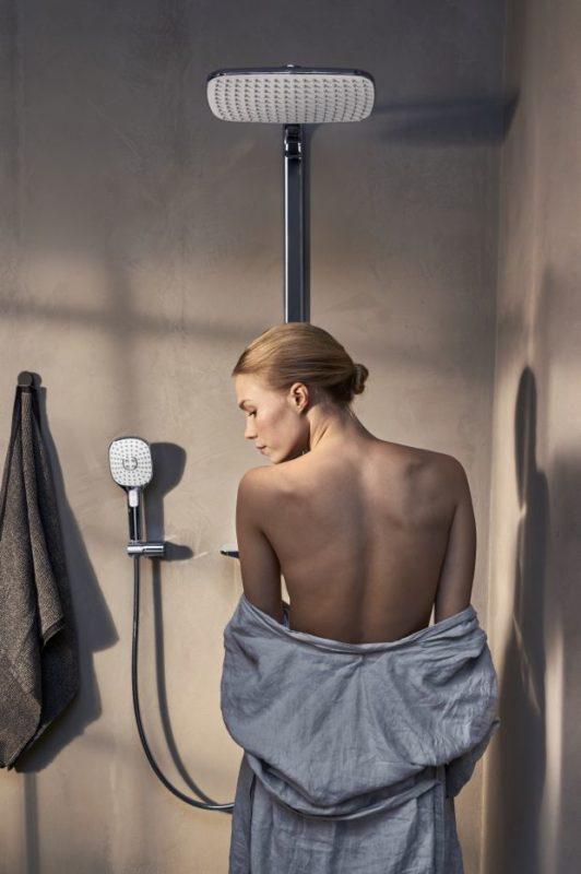Prysznic z hydromasażem
