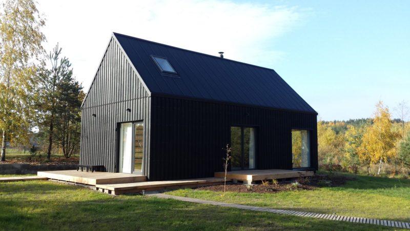 stodoła do zamieszkania