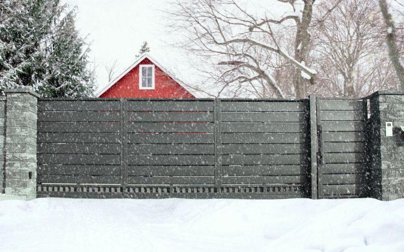 brama i ogrodzenie