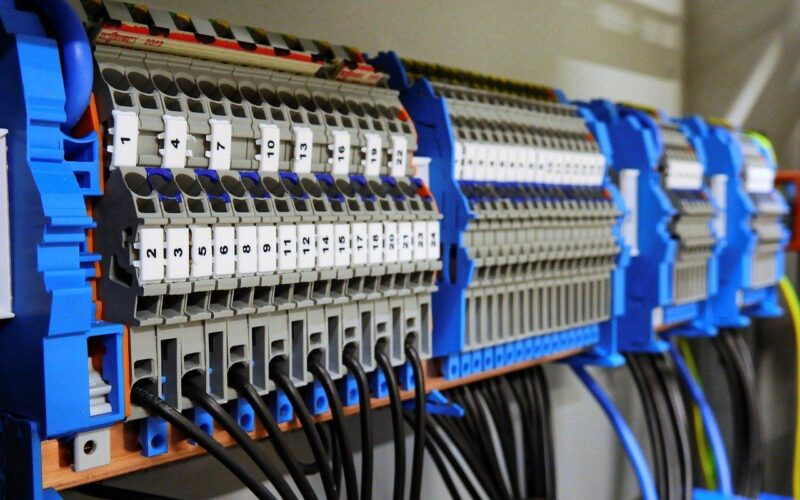 Elektryka w budynku